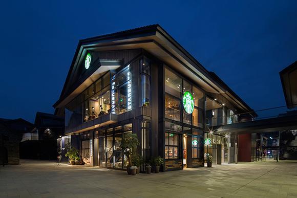 Starbucks Taikoo Li Store