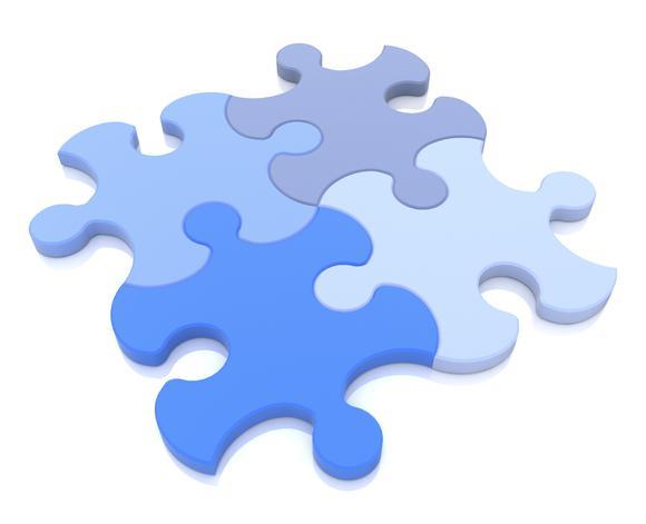 Puzzle Pieces Istock