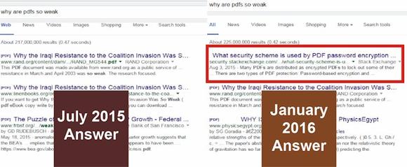 Ai Search Results
