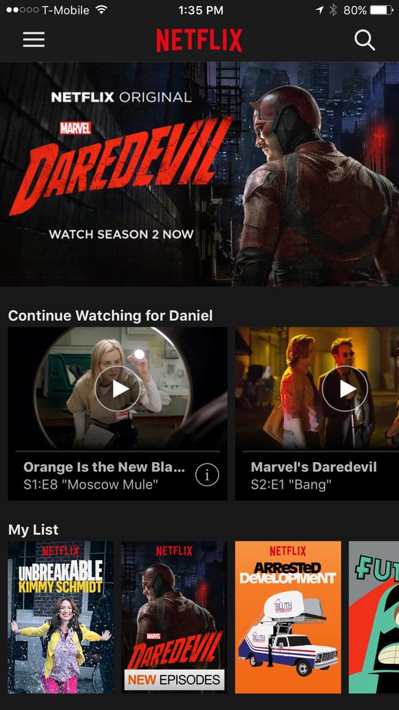 Netflixx App