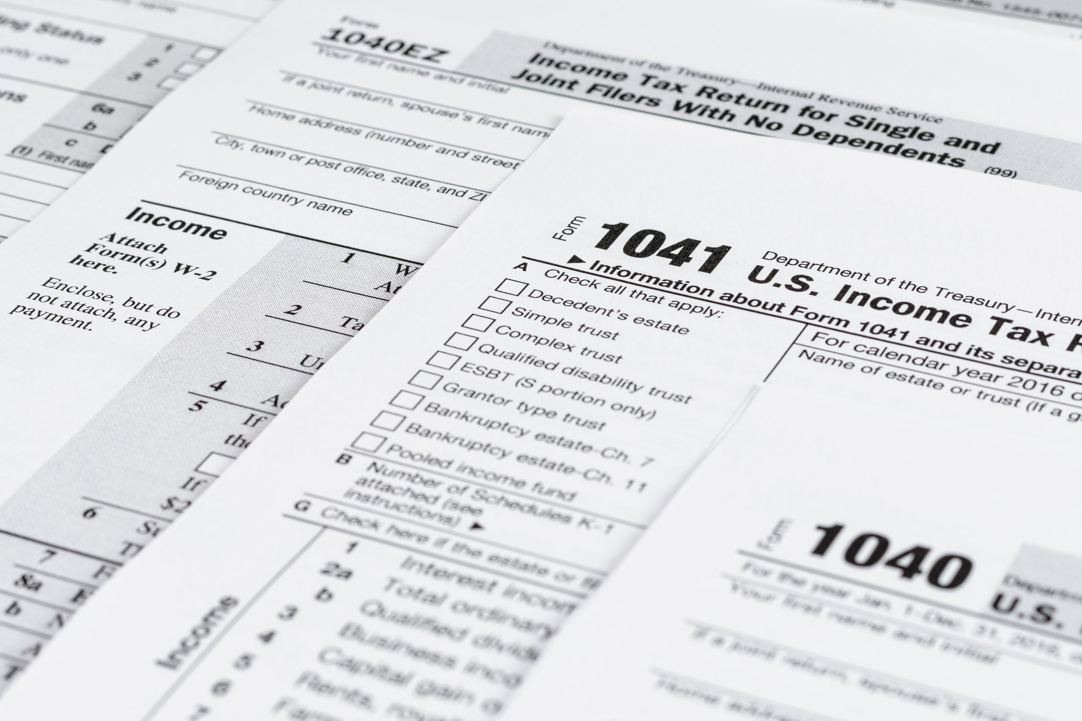 how to fill out your tax return online