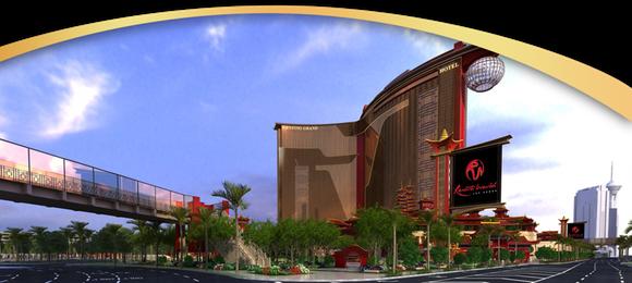 Resorts World Rendering