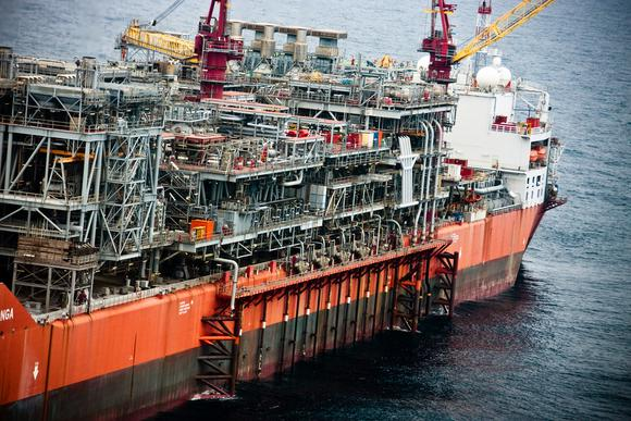Shell Fpso Via Flickr