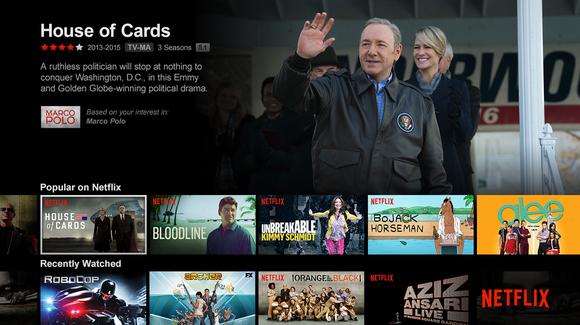 Nflx Screen Netflix