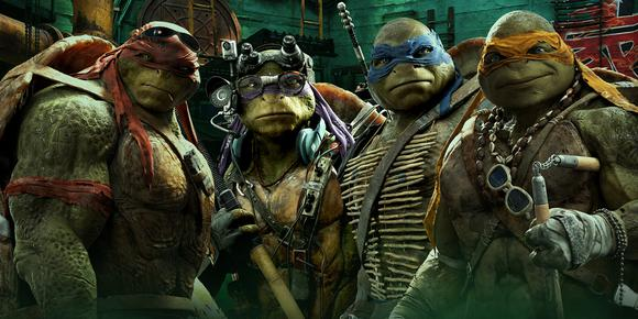 Shuffld Teenage Mutant Ninja Turtles Out Of The Shadows Megan Fox Michael Bay Movie