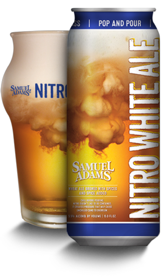 Bostonbeer Nitro White