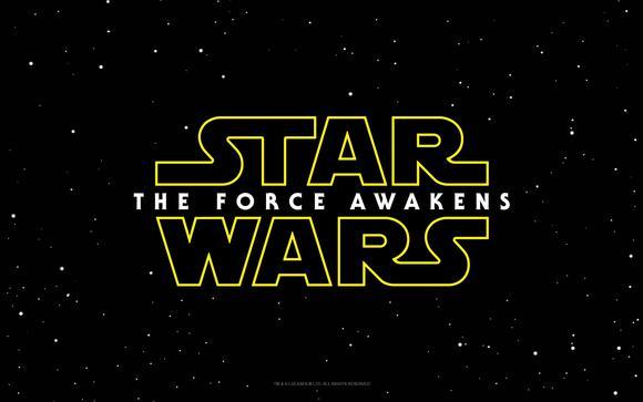 Star Wars Force Awakens Image Poster