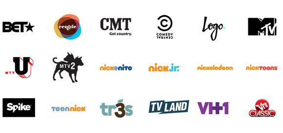 Viacom Brands