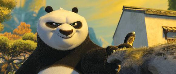 Dwa Panda