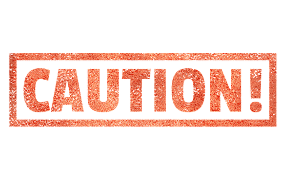 Caution Pixabay