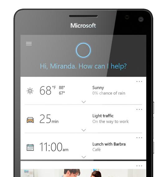 Msft Cortana