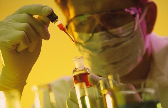 Biotech Lab Research Getty