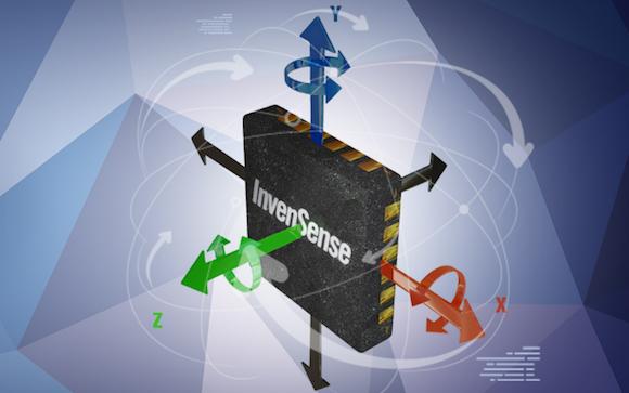 Invensense Motion Sensor