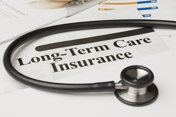 Long Term Care Insurance Getty