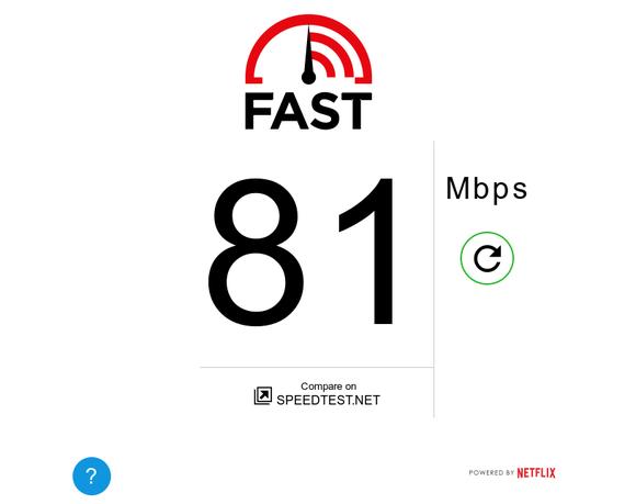 Fastcom Test