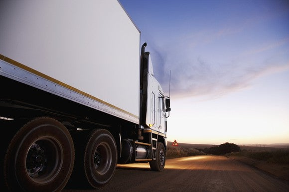 Getty Truck Shipping