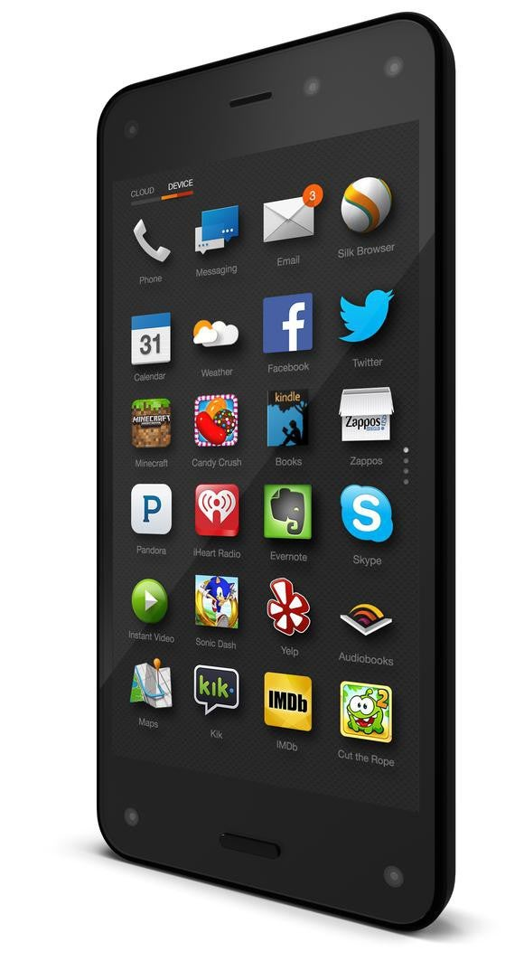 Firephone D Right App Grid