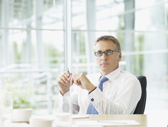 Man Thinking Pensively Getty