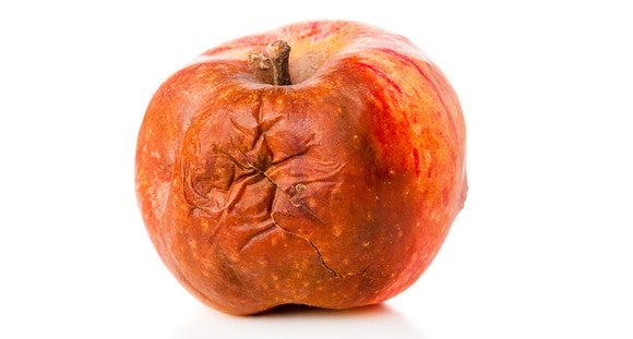 Rotting Apple Getty