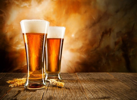 Beer By Getty