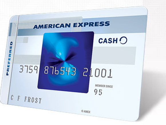 Amex Blue Cash Pref
