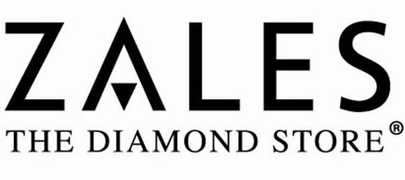 Zales The Diamond Store Logo