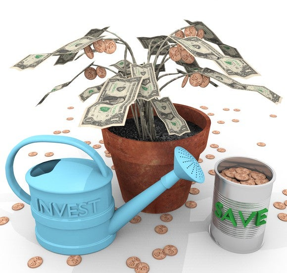 Dividends Grow Money Gettyimages