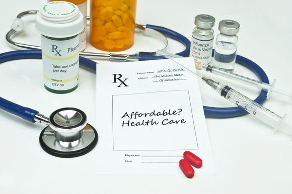 Obamacare Aca Affordable Healthcare Getty