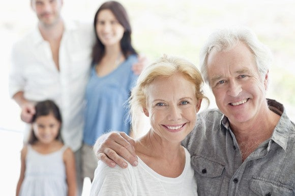 Retiree Young Couple Getty