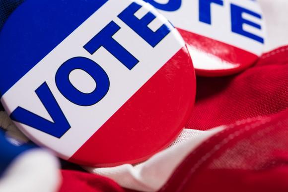 Getty Vote Button