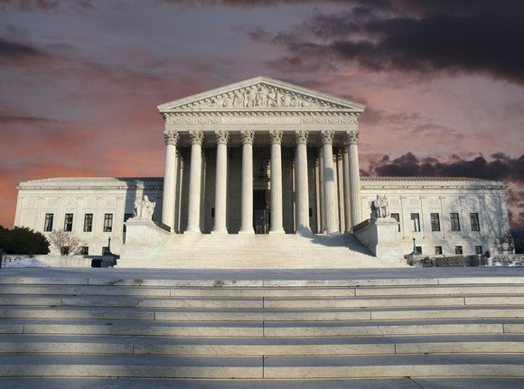 Supreme Court Gettyimages
