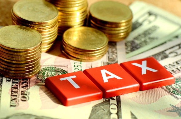 Taxes Gettyimages