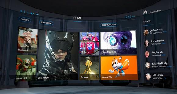 Oculus Home