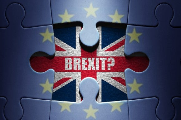 Brexit Puzzle Piece Getty