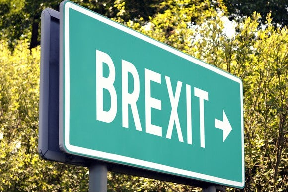 Brexit Sign Gettyimages