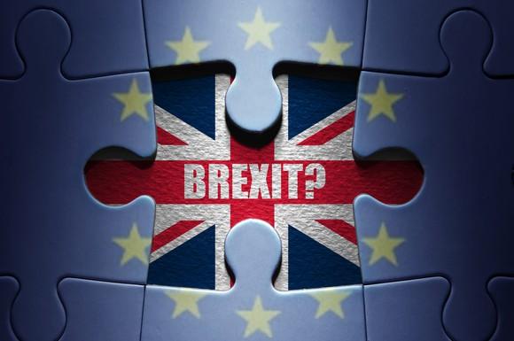 Brexit Puzzle Piece Getty