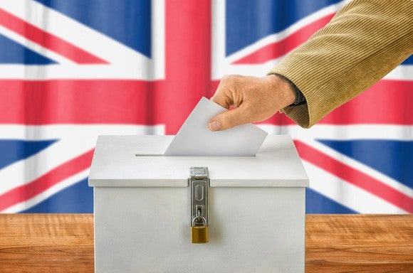 British Vote Uk Referendum Brexit Getty