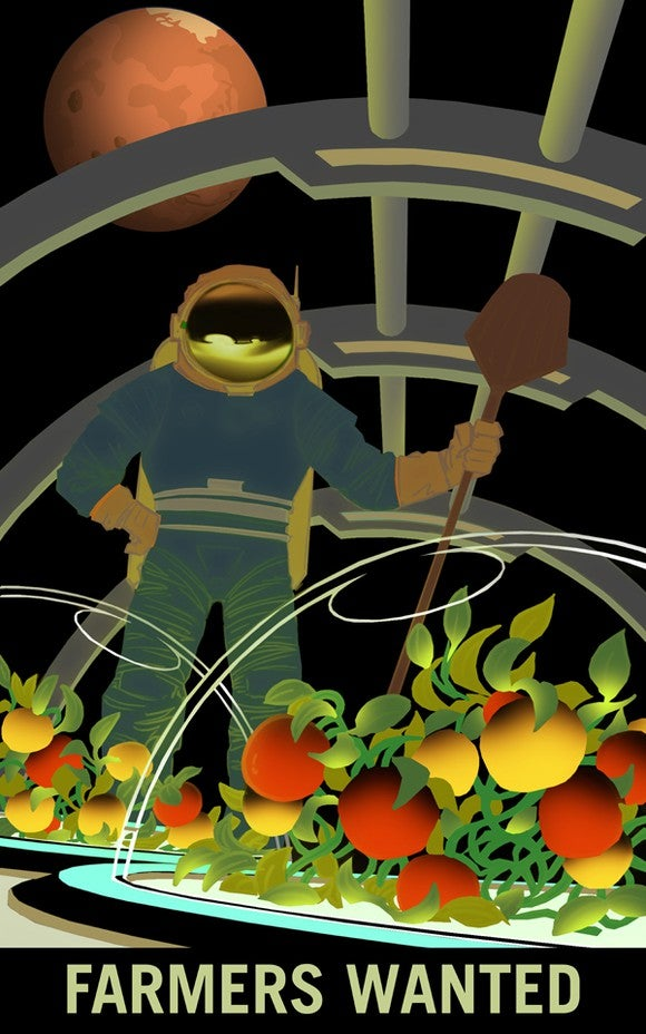 Mars Farmers