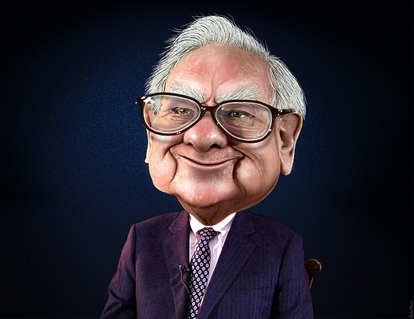 Buffett Caricature