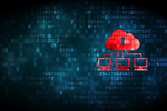 Cloud Security Locks