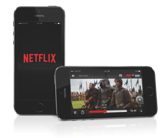 Netflix Nflx