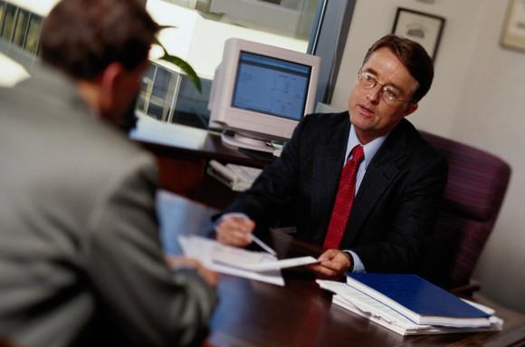 Getty Financial Advisor
