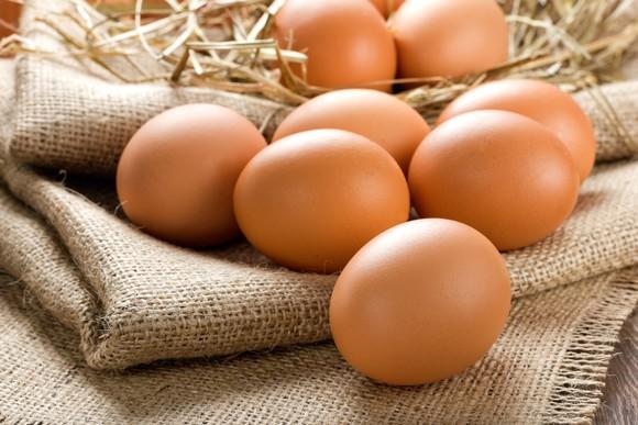 Eggs Brown Getty