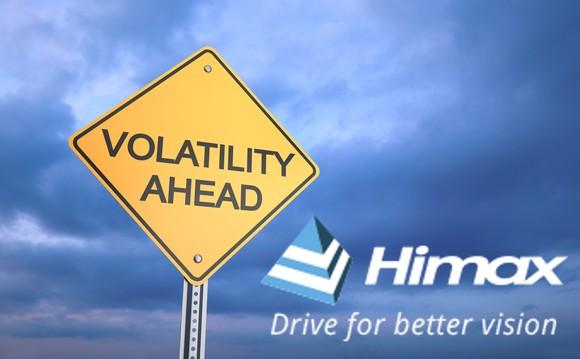Himx Volatility Ahead