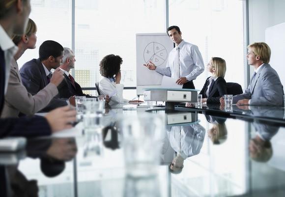 Getty Images Management Presentation