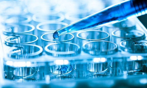 Biotech Pipette Research In Lab Test Tube Getty