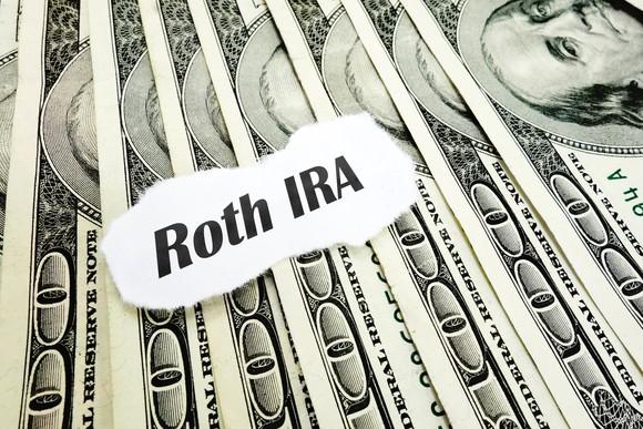 Roth Ira Pile Of Hundred Dollar Bills Getty
