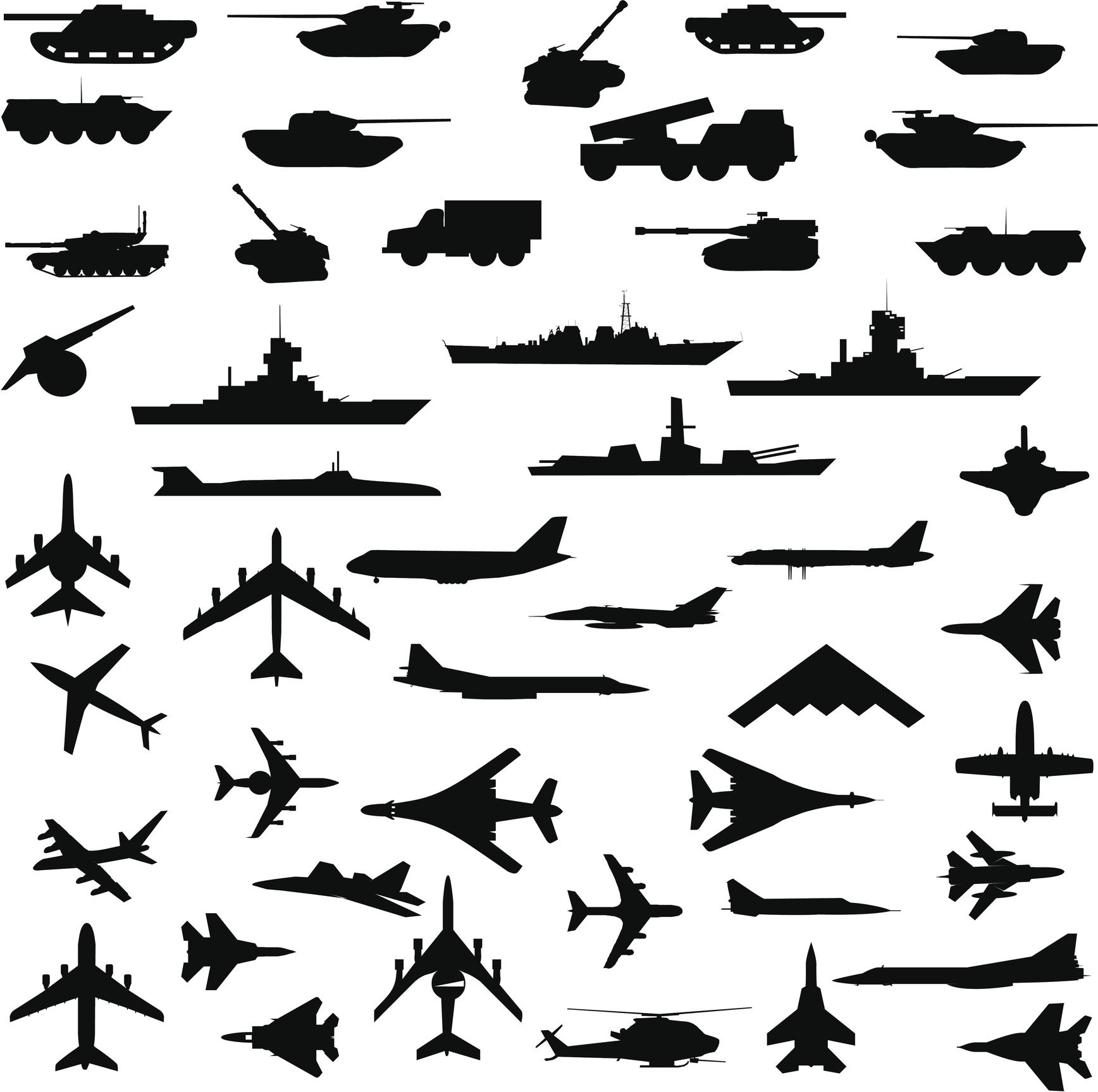 Шаблоны военной техники для открыток