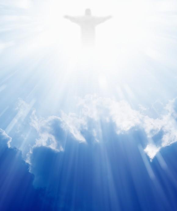 Jesus Christ God In Heaven
