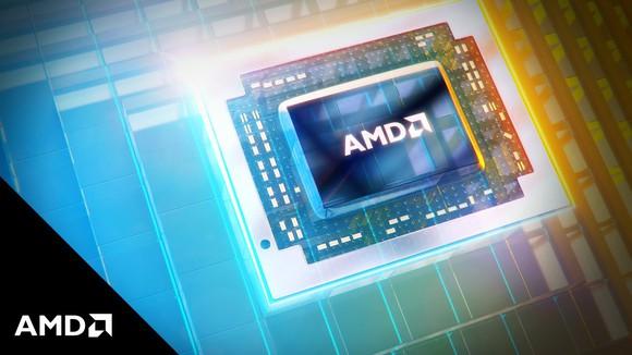 Amd Chip Banner